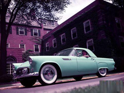 福特汽车发展史 连载二高清图片
