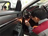 车身电器及线路检修