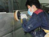 汽车喷漆之(八)面漆层涂装后的修整