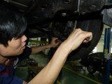 前轮定位的快速检查方法及调整方法